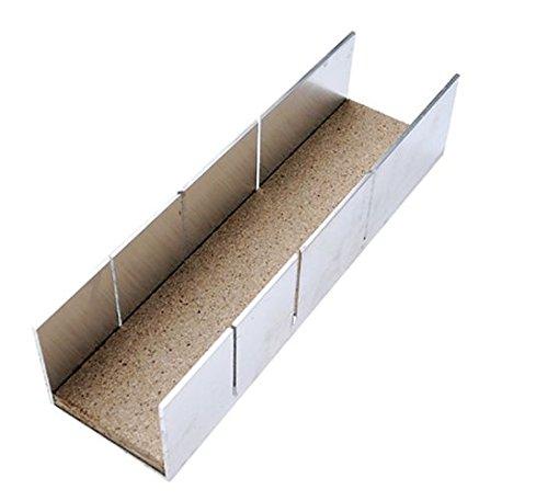 Bgs Charge à onglet en aluminium, 245 x 65 x 55 mm, 1 pièce, 50860