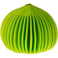 Harold 8906 Silicone Garlic Clove Peeler Skin Remover Lime Green Dishwasher (Harold Import Silicone)