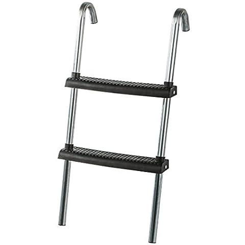 Ultrasport Trampolin-Leiter 75 cm, Einstiegshilfe für Trampoline, Leiter mit 2