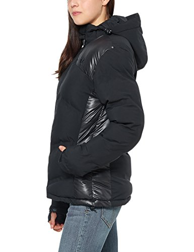 Ultrasport Damen-Funktions-Outdoor-Winterjacke Polly mit Ultraflow 3.000 Schwarz