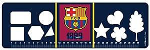 Diakakis 000170645 Barcelona - Pegatinas para Pintar (2 diseños, 23 x 33 cm)