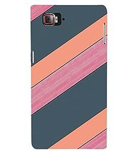Ebby Premium Printed Mobile Mobile Back Case Cover With Full protection For Lenovo K920 (Designer Case)