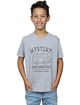 Absolute Cult Scooby Doo Niños Mystery Car Service Camiseta