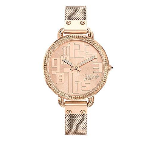 Jean Paul Gaultier Index Reloj de mujer cuarzo correa de acero 8504308