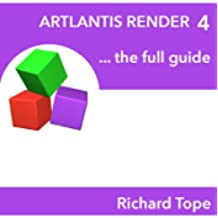 Artlantis Render  ... the full guide (English Edition)