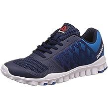 Reebok Men's Realflex Tr Lp Walking Shoes