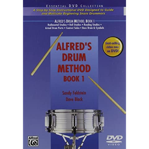 Alfred's Drum Method, Bk 1: A Step-by-Step Instructional DVD Designed to Guide and Motivate Beginning Snare Drummers