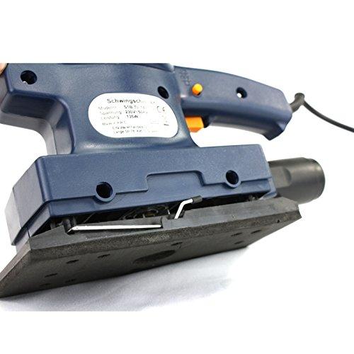 Elektrischer Schwingschleifer mit Großer Schleiffläche Schleifmaschine
