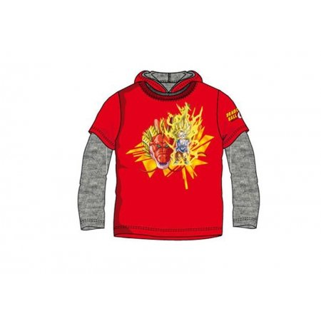 Sudadera de Dragon Ball Z multicolor 10 años