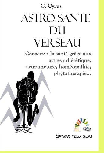 Astro-santé Verseau