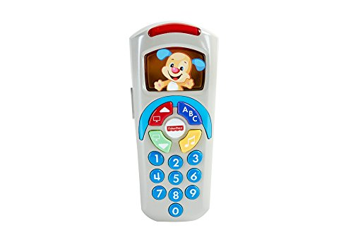 Fisher-Price DLD30 Laugh and Learn Puppy's Remote 41aW3xcf rL