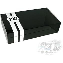 Uhrenbox LeMans 70 für 8 Uhren piano-black