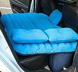 Outdoor-Komfort Auto Luftmatratze, Auto Bett, Auto SUV hinten Luftbett, Caravan Luftbett, Isomatte ( Farbe : Blau )