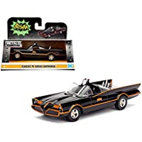 Best price for 1966 TV Series Classic Batman Batmobile 1/32 by Jada 98225 from radiocontrollers.eu