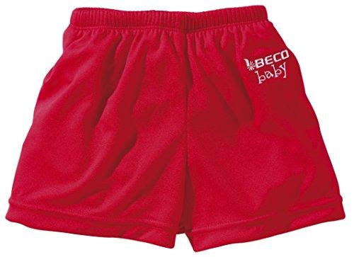 BECO Baby Aqua-Windel Shortsform mit Innenslip, unisex, Größe XL, rot