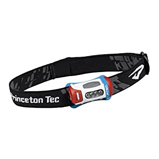Princeton Tec Fred Headlamp (45 Lumens, Red/White/Blue)