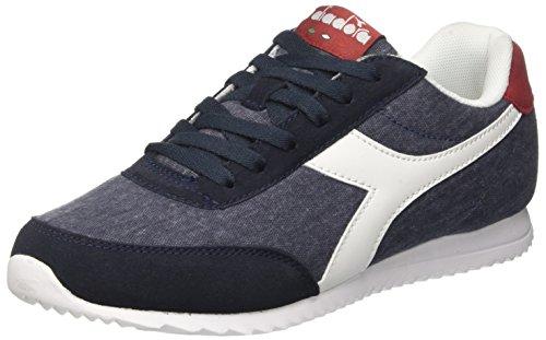 Diadora Camaro, Chaussures de Gymnastique Homme, Vert (Vrd Golf Clubbeige Candeggiat), 44 EU