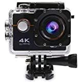 Callie 1080P HD 4 K Sports Wi Fi Action Camera (16MP) with Remote Control and 2 Inch Display