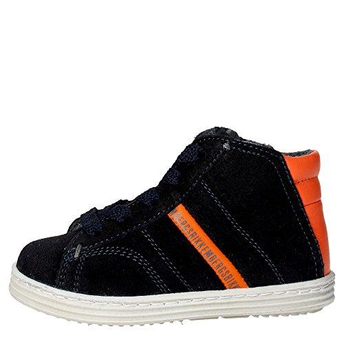 Bikkembergs BKP102250 Sneakers Garçon Bleu