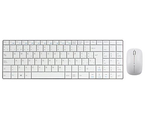 Phoenix Technologies Key Ultra-Slim - Pack teclado