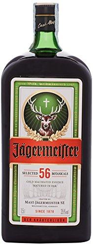 Jagermeister 0105016 Amaro, L 1.5