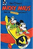 Image de Micky Maus 1951 Nr. 1, September 1951. Reprint, Das bunte Monatsheft. Comic-Heft, Walt Disneys