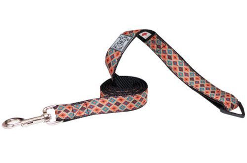 rc-pet-products-dog-leash-3-4-inch-by-4-feet-chipotle
