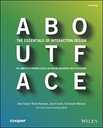 Pdf download about face the essentials of interaction design reimann david cronin christopher noessel on amazon com free shipping on qualifying offers about face the essentials of interaction design pdf audiobook fandeluxe Choice Image
