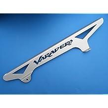 Honda Varadero XL 1000 con protector de cadena RoMatech 3021