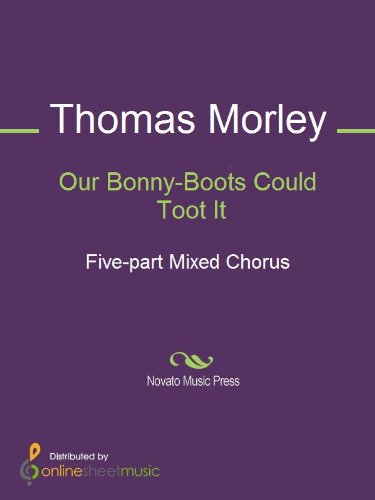 Our Bonny-Boots Could Toot It (English Edition)