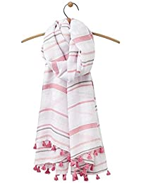 Joules Women's Carnival Decorative Scarf