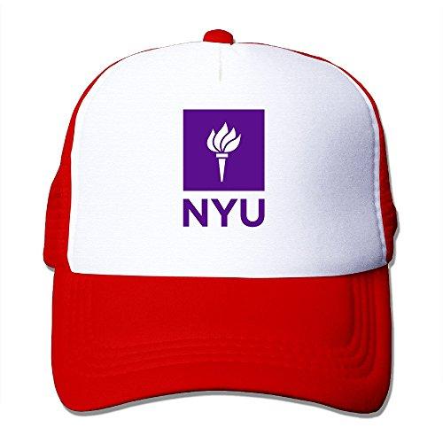 Fitty area New York University NYU Geek Cap Hat One Size RoyalBlue - Hat University York New
