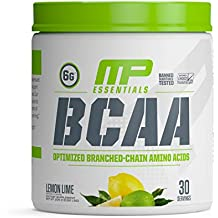 MusclePharm BCAA Powder - 30 Servings (Lemon Lime)