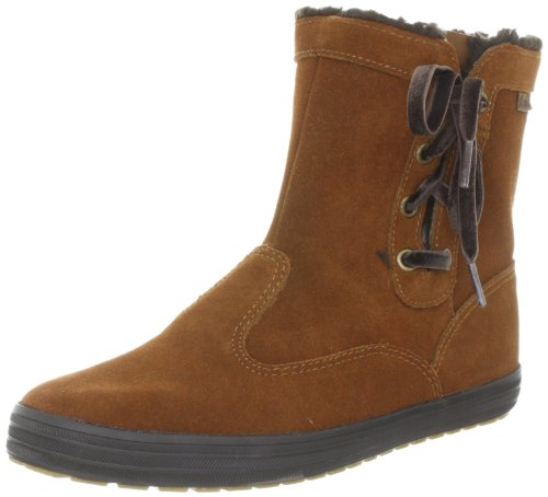 Keds Sunny Side Bootie WH45118 Damen Stiefel Braun (Toffee Brown)
