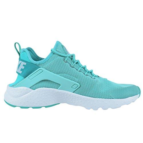 Nike Donna W Air Huarache Run Ultra scarpe sportive Turchese (Turquesa (Hyper Turq / White))