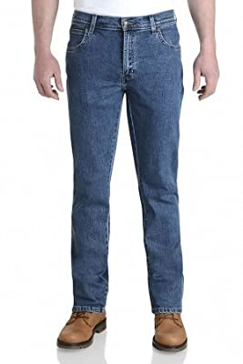 Wrangler Regular Stretch Tailored Mens Jeans