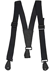 Trespass - Bretelles pour pantalon de ski - Adulte unisexe