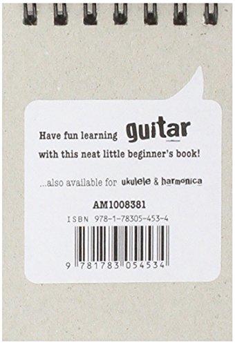Image of Playbooks Guitar Chords Gtr Book