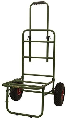 Oxbridge - Trolley für Angler – zusammenklappbare Transportkarre – robust