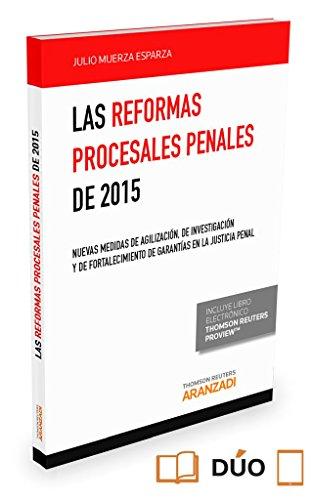 Reformas Procesales Penales de 2005,Las (Monografía)