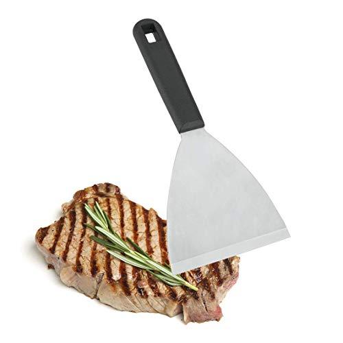 Metaltex - Espátula triangular fuerte plancha cocina