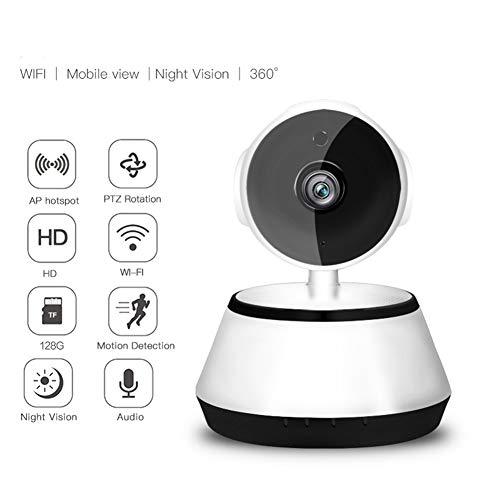 Konnison-1 Home Security Telecamera IP Wireless Smart WiFi Telecamera Wi-Fi Audio Record Sorveglianza Baby Monitor HD 720P Mini CCTV Camera