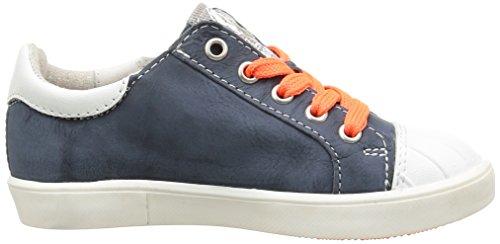 GBB Maxance Jungen Sneaker Blau - Bleu (12 Vte Marine/Blanc Dpf/2706)