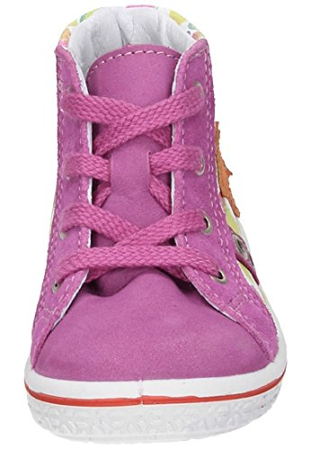 Ricosta Mädchen Flag Hohe Sneakers Pink