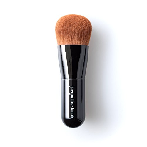 MAGIC FOUNDATION BRUSH - the most addictive, most useful, most amazing, most can't-live-without brush on the market, by Jacqueline Kalab by Jacqueline Kalab (Brow Pomade Soft Brown)