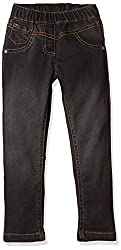 Cherokee Girls Jeggings (265790853_Black_2 - 3 years)