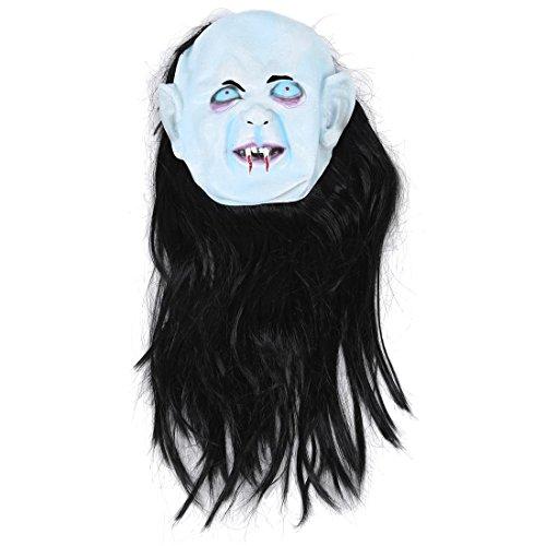 ken Halloween Stadion / Witz / Party Film / Terror Hauptfigur Kleidung kuenstliche Haarmaske und Gummiauflage (Filmes De Terror De Halloween)