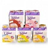 Fortimel Energy Erdbeergeschmack, 4X200 ml