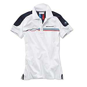 original bmw motorsport fan poloshirt damen gr e s. Black Bedroom Furniture Sets. Home Design Ideas