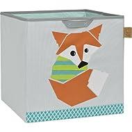 Lässig ltc1151Caja/Toy Cube Storage Little Tree–Fox